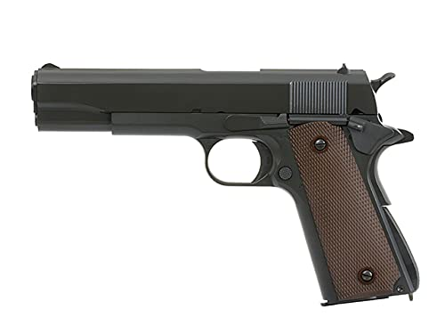 Pistola Airsoft GBB R31-C Army Armament 1911 Classic recreación Escala 1:1 Gas blowback. Potencia Menor de 1 Julio