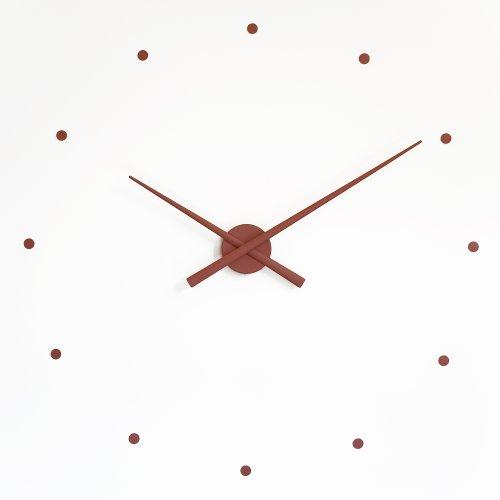 NOMON WANDUHR OJ Schokolade BRAUN 50 cm Moderne Design
