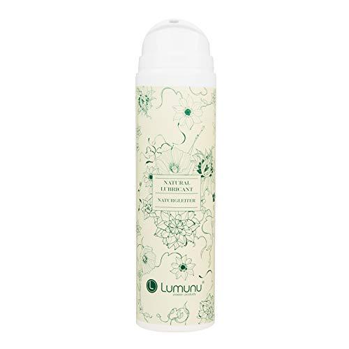 Deluxe Aloe Vera Gleitgel NATURGLEITER (200ml) extra Sensitive ohne Parabene, pflegendes Gleitmittel, wasserbasiert mit Aloe Vera & Calendula Extrakt, von Venize