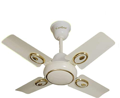 Candes Breath Glossy Brown Ceiling Fan 1200MM