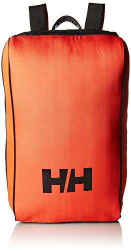 Helly Hansen HH Racing Bag Sac de Sport Mixte Adulte, Cherry Tomato, FR Unique (Taille Fabricant : 44L)