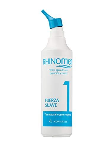 NOVARTIS RHINOMER Fuerza 1 Suave Promoción 180 ml