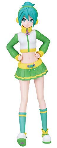 Sega Project Diva Arcade Future Tone Hatsune Miku Super Premium Action Figure Jersey, 9'