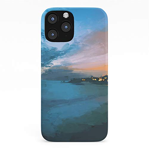 Laguna Beach at Night by Morgan Harper Nichols on Phone Case Compatible with Apple iPhone 12 Pro Max