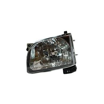 TYC 20-6074-00 Compatible with TOYOTA Tacoma Driver Side Headlight Assembly