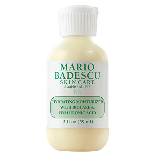 Mario Badescu Hydrating Moisturizer With Biocare & Hyaluronic Acid - For Dry/ Sensitive Skin Types 59ml