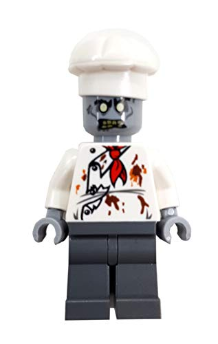 LEGO Monster Fighters: Minifigur Zombie Chef