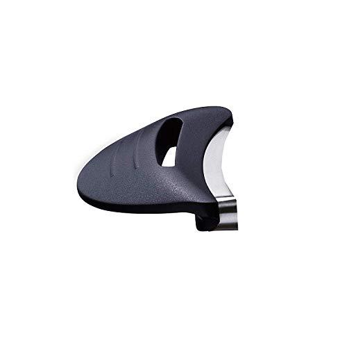 Fissler 1612620640 Intensa Seitengriff, 20 cm, schwarz