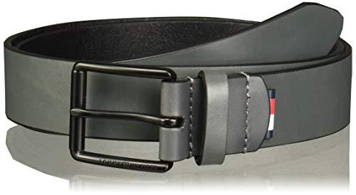 Tommy Hilfiger Roller Buckle 3.5 Cintura, Shale Scuro, 110 cm Uomo