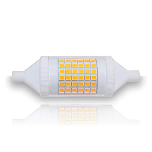 LED Stablampe LEDmaxx R7s Slim Line plus Halogenersatz, 11W, 6500 K, 78 mm
