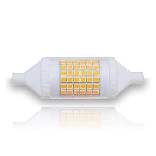 LED Stablampe LEDmaxx R7s Slim Line plus Halogenersatz, 11W, 6500 K, 78 mm