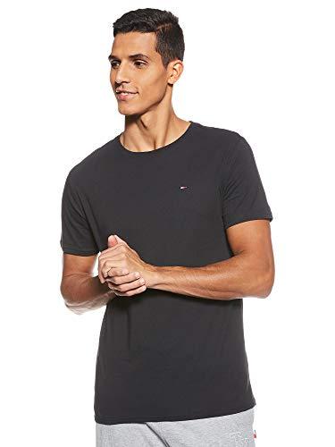 Tommy Hilfiger Regular C Camiseta con Cuello Redondo para Hombre