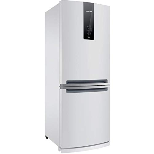 Geladeira Brastemp Frost Free Inverse 443 litros Branca com Turbo Ice 220V
