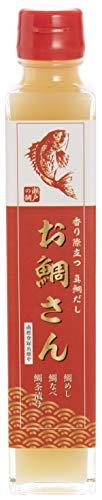 トラスト・ジャパン 香り際立つ真鯛ダシ お鯛さん 200ml