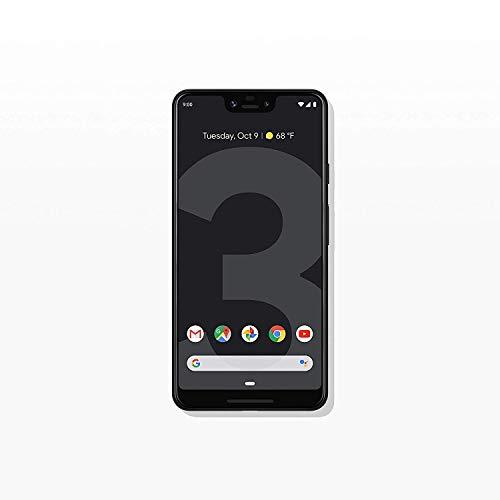 Price comparison product image Google Pixel 2 XL 64GB Unlocked GSM / CDMA 4G LTE Octa-Core Phone w / 12.2MP Camera - Just Black
