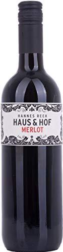 Hannes Reeh Haus & Hof Merlot 2019 Merlot NV trocken (1 x 750 ml)