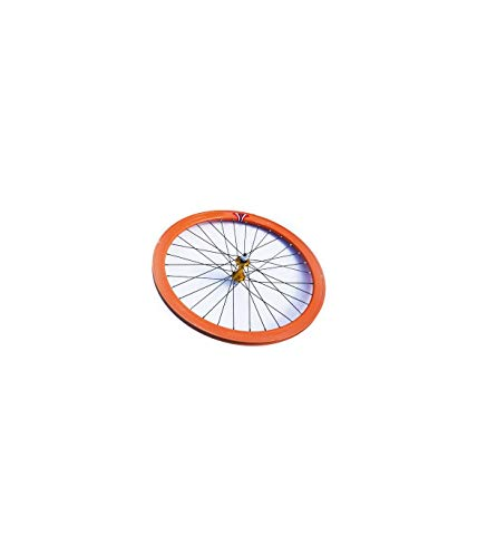 Riscko 003m Rueda Delantera Bicicleta Personalizada Fixie Talla M