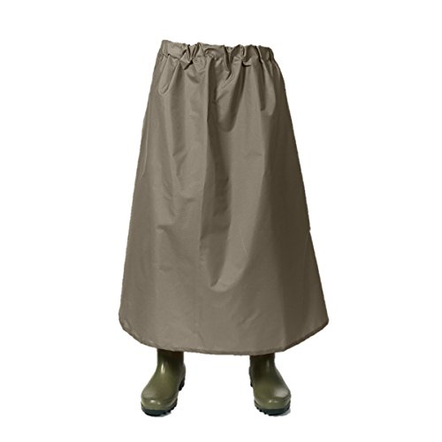 Rain Kilt - Olive Verte - Imperméable Gear Long Peau