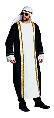 Rubie's 14907-XL NEU Herren-Kostüm, Araber mit Kopftuch, Gr. XL, Multi-Colored