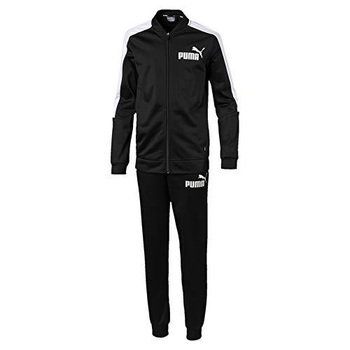 PUMA Baseball Collar Jungen Trainingsanzug Puma Black 104