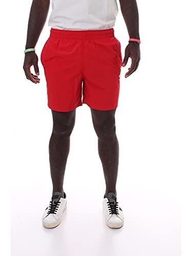 adidas GN3526 3-Stripe Swims Swimsuit Mens Scarlet L