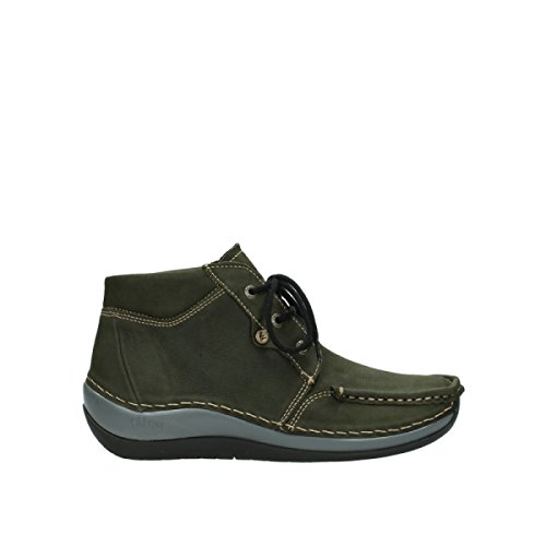 Wolky Boots, grün(grün), Gr. 39