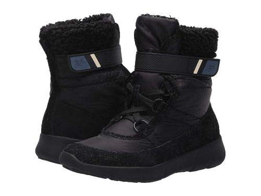 ナプキン送った艶OTBT(オーティービーティー) レディース 女性用 シューズ 靴 ブーツ レースアップブーツ Pioneer - Black [並行輸入品]