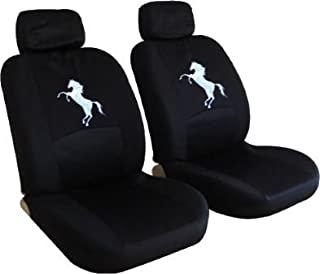 custom embroidered seat covers