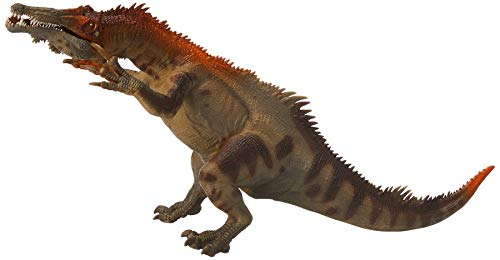 Papo 55054 Statuetta del Dinosauro Baryonyx con mandibolaarticolata