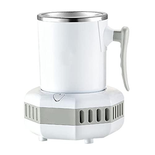 WZHZJ Rapidez de enfriamiento de la Copa de Cerveza Bebida de Verano Bebida de Cerveza refrigerador de Agua Mini refrigeración para Office Home