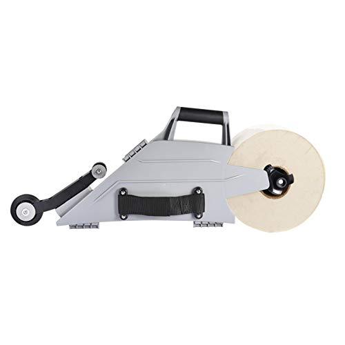 Herramienta para juntas de placa de yeso,Herramienta de encintado de banjo para paneles de yeso,Herramienta de encintado de mano para remodelador con rueda de rodillo de esquina interior reversible