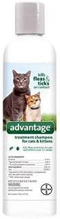 Advantage Shampoo Flea and Tick Treatment