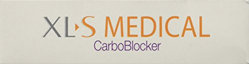 XL-S Medical Integratore Bruciacalorie CarboBlocker - 60 Compresse