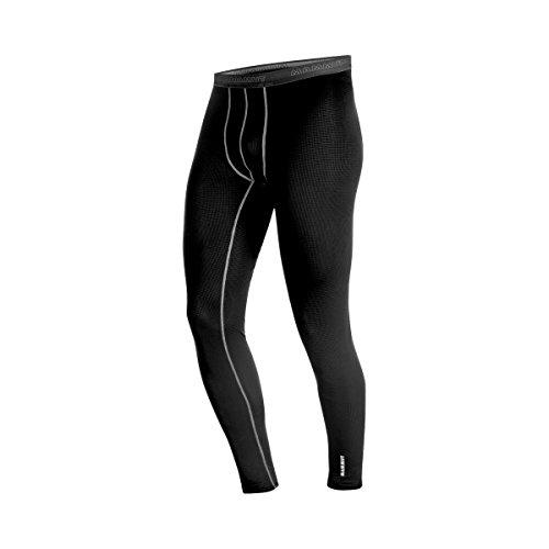 Mammut Herren Hose Go Active Pants Long Men (funktionsunterwäsche), Black, M