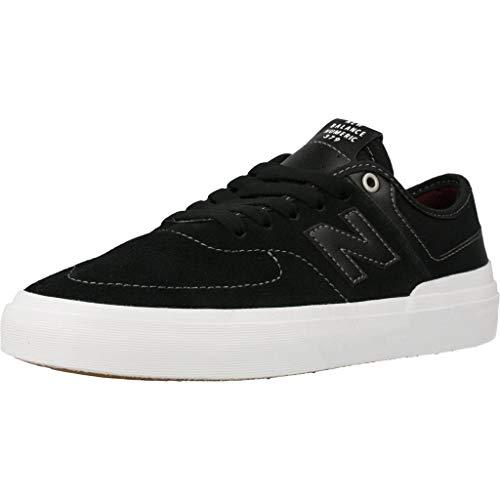 New Balance NM379BWH, Running Shoe Mens, Negro/Blanco