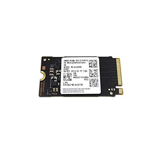 Samsung SSD 256GB PM991 M.2 2242 42mm PCIe 3.0 x4 NVMe MZALQ256HAJD MZ-ALQ2560 - Unità a stato solido