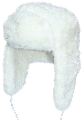 Shapka Russe Style Blanc - XL