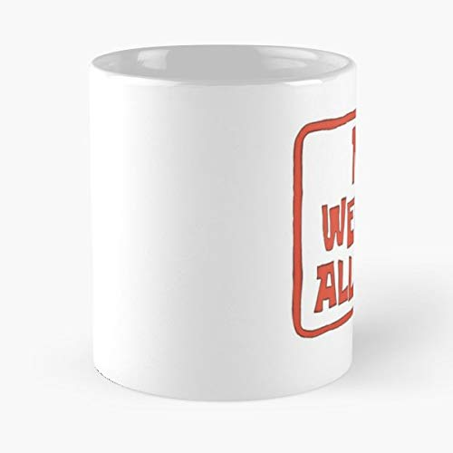 No Weenies Allowed Weenie Hut Jr Spongebob Squarepants Patrick Star - Best 11 oz Kaffee-Becher - Tasse Kaffee Motive