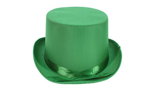 Dress Up Party Costume TOP Hat (Green)