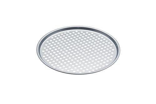 "KitchenCraft Perforated Pizza Crisper Pan / Baking Tray, 33 cm (13"")"