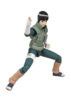 Bandai Tamashii Nations S.H Figuarts Rock Lee  Naruto Shippuden  Figure