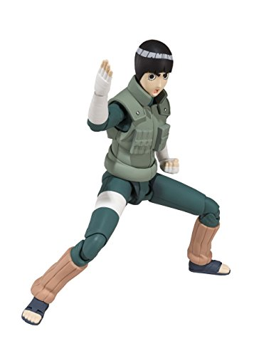 Figurine - Naruto - Rock Lee Sh Figuarts 14 cm