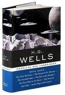 H.G. WELLS SEVEN NOVELS