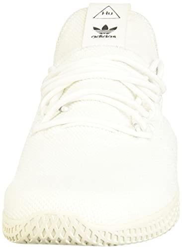 adidas PW Tennis Hu, Zapatillas de Gimnasia Hombre, Blanco (FTWR White/FTWR White/Chalk White FTWR White/FTWR White/Chalk White), 47 1/3 EU