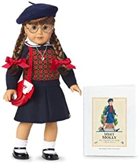 American Girl 35th Anniversary Collection - 18 Inch Origonal Molly Doll , Accessories and Book
