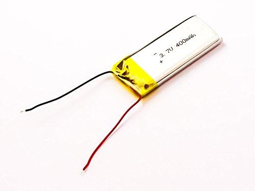 Akku für Cardo Scala Rider Q2 Li-Polymer 3,7V 400mAh 1,5Wh