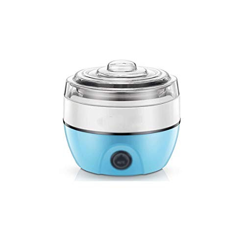 SNJDX Joghurtmaschine - Crememaschine Automatische Macarons-Farbeiscreme-Pudding Frozen Yogurt Sorbet Gelato-Maschinenpaddel for Soft Serve Dessert