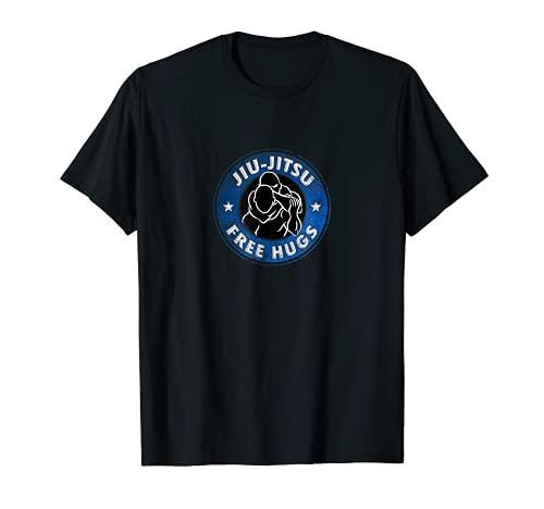 Abrazos de Jiu Jitsu, Práctico divertido Camiseta