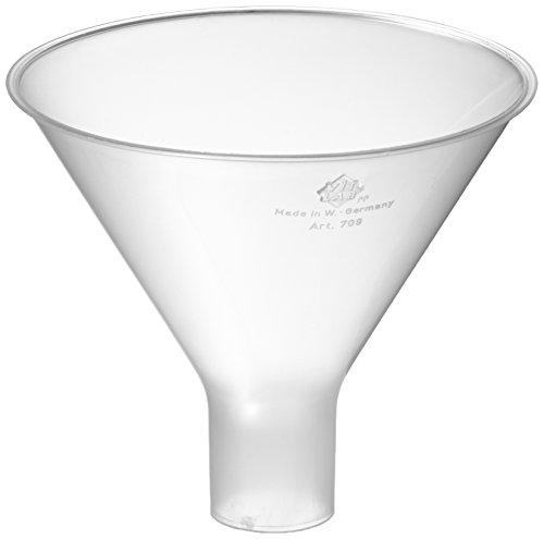 neolab S de 1662polvo Embudo (PP), 100mm de diámetro, mango 22mm de diámetro