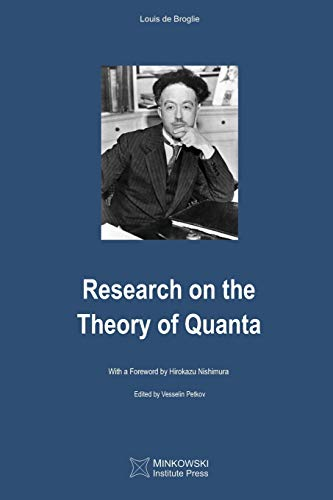 Research on the Theory of Quanta